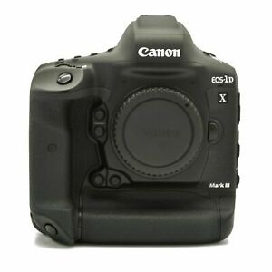 CANON EOS 1 DX MKIII PRO SPEC DSLR SUPER CLEAN CONDITION. LOW SHUTTER COUNT