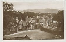 Roxburghshire postcard - Abbotsford from the South West (A383)