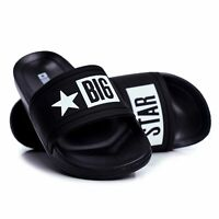 Big Star Youth Children's Slippers Black DD374150