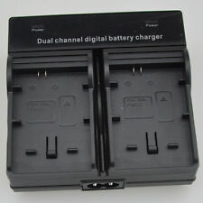 Dual Battery Charger for NP-FW50 SONY NEX3N NEX5T NEX6 A3000 A5000 A6000 A7 A7s