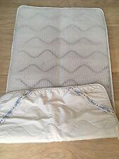 Alèse épaisse pour lit cage achetée chez Prémaman