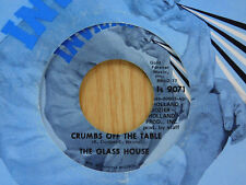 The Glass House soul 45 Crumbs Off The Table/Bad Bill Of Goods~Invictus VG+