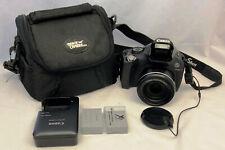Canon PowerShot Digital Camera SX40 HS 12.1 MP 2.7