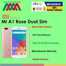 BRAND NEW SEALED FACTORY UNLOCKED XIAOMI MI A1 64GB ROSE DUAL SIM GLOBAL VERSION