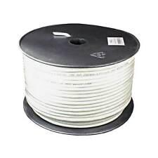 Cat6 weiß Verlegekabel Haus Netzwerk Kabel LAN 100m ( Cat7 5 5e) Gigabit weiss