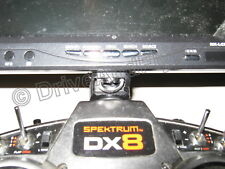 Spektrum DX8 (old) FPV LCD Monitor Bracket Mount Fits Most Monitors! 1/4 Screw