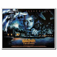 A Nightmare on Elm Street 20x26 24x32 Old Horror Movie Silk Poster