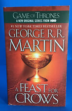 A Feast for Crows: A Song of Ice and Fire -Game of Thrones- George R. R. Martin