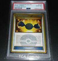PSA 10 GEM MINT Rare Candy 105/101 BW Plasma Blast SECRET RARE Pokemon Card