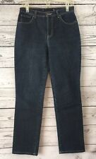 Gloria Vanderbilt Size 6 Skinny Leg Jeans Dark Wash Women's Stretch Denim