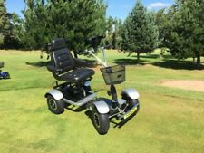 GOLF BUGGY ELECTRIC SILVER 2018 MODEL NEW SINGLE SEAT
