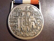 Abzeichen Medaille Orden Feuerwehr Marsch 1987 Tetenhusen Schleswig Holstein