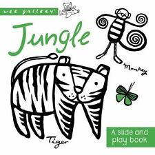 Jungle: A Slide and Play book (Wee Gallery) by Sajnani, Surya in New