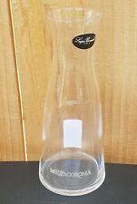 Luigi Bormioli Italy Mezzacorona Crystal Carafe 1 Decanter Wine Glass 6oz-0.25L