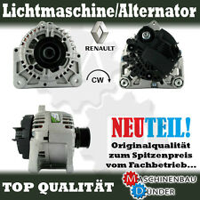 RENAULT Clio II  1.5 dCi / 150A LICHTMASCHINE ALTERNATOR NEU NEW