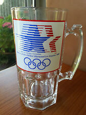 Juegos de los Juegos Olímpicos de Los Ángeles xxiiird Olimpiada 1984 Vaso Jarra
