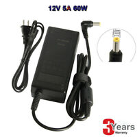 AC Adapter for HP 2011X 2211X 2311X, for Acer BenQ AOC LED LCD Monitor Charger