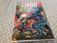 The Mighty Thor #170 FN 6.0