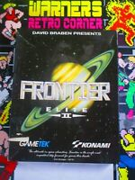 frontier elite 2 commodore amiga 500  game Video game No Map