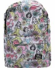 Loungefly Disney Princess Backpack Jasmine Ariel Belle Snow White