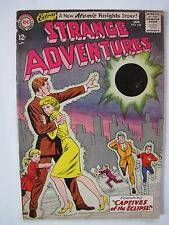 Strange Adventures #160 (Jan 1964, DC) [VG+ 4.5]