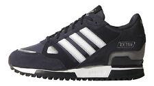 adidas Originals ZX 750 Men's Running Shoes, Size 8 - Dark Navy/White