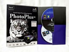 Serif PhotoPlus X5 Discs and Resource Guide