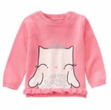 dfc5a3689027 Gymboree 100% Cotton Sweaters (Newborn - 5T) for Girls