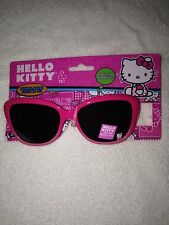 Hello Kitty kids sunglasses pink ages 3 and up beach wear NEW summer