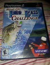Mark Davis Pro Bass Challenge  (PlayStation 2 PS2) BRAND NEW, SEALED!