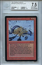 MTG Arabian Nights Magnetic Mountain BGS 7.5 NM+ Magic Card WOTC 9968