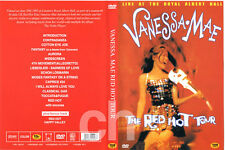 VANESSA MAE: The Red Hot Tour - Live At Royal Albert Hall (1995)  DVD NEW