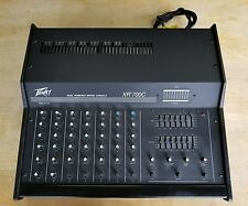 Peavey XR 700C Dual Powered Mixing Console