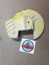 Suzuki RM250 1990 front brake disk caliper cover guard plastic panel 1989