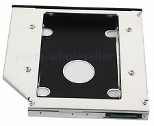 2nd HD SSD Hard Drive Caddy Adapter for iMac 24 2009 2010 2011 2012 AD-5670S DVD