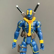 "MARVEL UNIVERSE 3.75"" Avengers DEADPOOL blue X-Force Legends ACTION FIGURE Toy h"