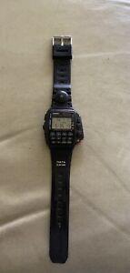 Vintage Casio 1174 Wrist Remote Controller calculator Cmd-40 Watch - working