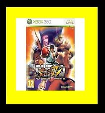 Super Street Fighter IV Microsoft Xbox 360 Brand New