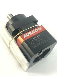 Micron X-True 80 Gearbox THOMSON INDUSTRIES XT080-050-0-RM090-19 65-120404-G895