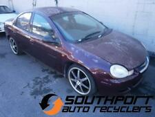 CHRYSLER NEON AUTOMATIC TRANSMISSION 2.0 YD5 3SPD 09/1999-11/2002 ##1722