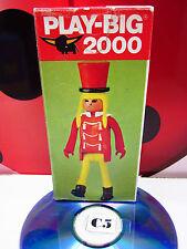 PLAY-BIG 2000 70s Figure 6062 Circus Animal Tamer Western Germany Playmobil VTG