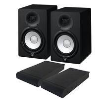 COPPIA Yamaha HS7 Monitor da Studio 95W + ISO PADS, NUOVI Garanzia Italiana