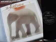 John Handy / Ali Abbar Khan - Karuna Supreme (Jazz Edition),  Germany 1976, vg++