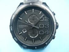 New Old Stock DIESEL DZ4326 51mm Chronograph Stainless Steel Quartz Men Watch