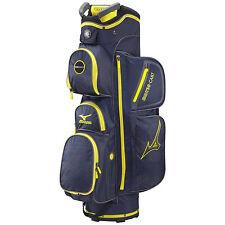 Mizuno Eight 50 Cart Bag - Mizuno 850 Trolley Bag / Golf Bag / Navy only £79.99