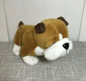 "Ganz Webkinz Bulldog Plush 8"" Long HM126 NO CODES"