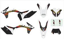 KTM STICKERS KIT GRAFICHE SIX DAYS GERMANY EXC 12-13