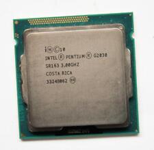 Intel Pentium G2030 (SR163) Dual-Core 3.0GHz/3M Socket LGA1155 Processor CPU