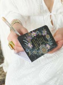 Papaya Art E0 Lined Mini Book Journal 3.5x5.5in 32pg - MB050 Seeds