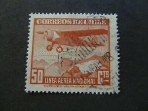 CHILE - LIQUIDATION STOCK - EXCELENT OLD STAMP - 3375/55